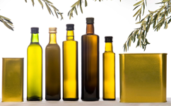 Olive Oil of Spain, extra virgin olive oil, aromatic and gourmet, single-dose, miniatures