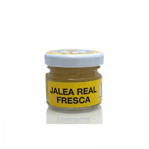 Jalea real fresca pura 100%, dietética natural